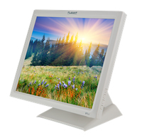 "Planar Systems PT1745R 17"" 1280 x 1024pixels Tabletop White touch screen monitor"