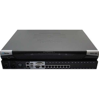 Raritan Dominion KX III 2U Black KVM switch