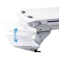 Ergotron 97-827 White notebook arm/stand
