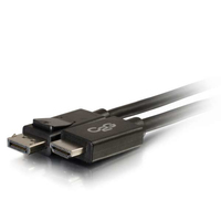 C2G 54327 3.05m DisplayPort HDMI Black video cable adapter