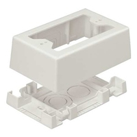 Panduit JBX3510IW-A White outlet box