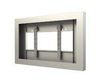 "Peerless KIL646-S 46"" Silver flat panel wall mount"