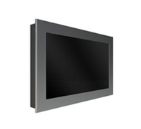 "Peerless KIL746-S 46"" Silver flat panel wall mount"