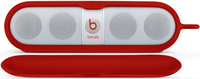 Beats by Dr. Dre Pill sleeve Rood