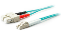 Add-On Computer Peripherals (ACP) ADD-SC-LC-15M5OM3 15m SC LC Blue fiber optic cable