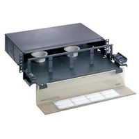 Panduit FMD2 Black rack