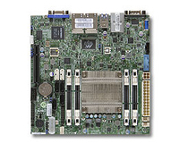 Supermicro A1SAi-2550F BGA 1283 Mini-ITX server/workstation motherboard