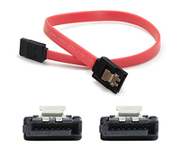 Add-On Computer Peripherals (ACP) SATAFF6IN 0.15m SATA III 7-pin SATA III 7-pin Red SATA cable