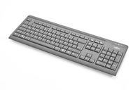 Fujitsu KB410 USB QWERTY English Black