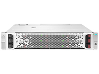 Hewlett Packard Enterprise D3600 Rack (2U) Aluminium disk array