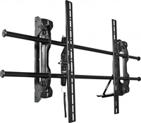 "Infocus INF-WALLMNT3 82"" Black flat panel wall mount"