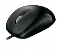 Microsoft Compact Optical Mouse 500 USB Optical 800DPI Black mice