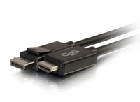 C2G 3ft DP / HDMI 0.9m DisplayPort HDMI Black