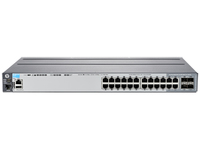 Hewlett Packard Enterprise 2920-24G Managed L3 Gigabit Ethernet (10/100/1000) 1U Grey