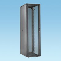 Panduit S6212B Freestanding Black rack