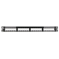 Panduit QPP24BL 1U Patch Panel