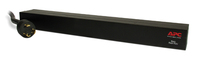 APC Rack PDU, Basic, 1U, 30A, 208V Black Power Distribution Unit (PDU)