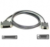 Belkin F2L089-06 DB25/ DB9 DB25/ DB9 Black cable interface/gender adapter
