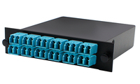 Add-On Computer Peripherals (ACP) ADD-3BAYC2MP12LCDM3 Black,Blue network equipment chassis
