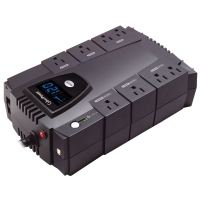 CyberPower CP825LCD Standby (Offline) 825VA Compact uninterruptible power supply (UPS)