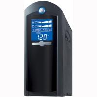 CyberPower CP1350AVRLCD Line-interactive 1350VA Tower Black uninterruptible power supply (UPS)