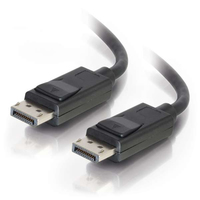 C2G 25ft DisplayPort 7.62m DisplayPort DisplayPort Black