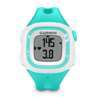 Garmin Forerunner 15 Green,White sport watch