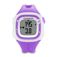 Garmin Forerunner 15 Violet,White sport watch