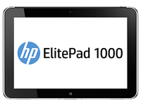 HP ElitePad 1000 G2 128GB Silver tablet