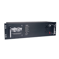Tripp Lite LCR2400 14AC outlet(s) 2400W Black line conditioner