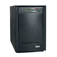 Tripp Lite SmartOnline, 1kVA Double-conversion (Online) 1000VA 6AC outlet(s) Tower Black uninterruptible power supply (UPS)