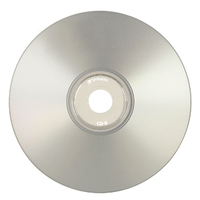 Verbatim CD-R 80MIN 700MB 52X Silver Inkjet Printable 100pk Spindle CD-R 700MB 100pcs
