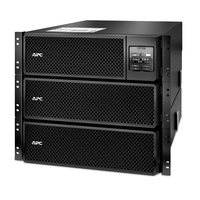 APC SRT192RMBP2 10000VA Rackmount Black uninterruptible power supply (UPS)