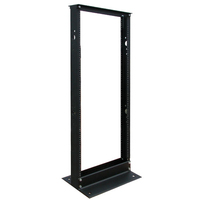 Tripp Lite SR2POST25 Freestanding rack 25U 362.9kg Black rack
