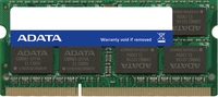 ADATA ADDS1600W4G11-S 4GB DDR3 1600MHz geheugenmodule