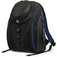 Mobile Edge Express Backpack 2.0 Nylon Black,Blue backpack