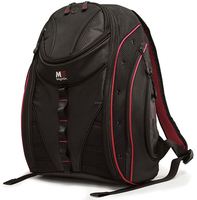 Mobile Edge Express Backpack 2.0 Nylon Black,Red backpack