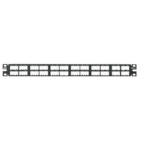 Panduit CPP48HDWBLY 1U Patch Panel