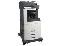 Lexmark MX810dte 1200 x 1200DPI Laser A4 55ppm multifunctional