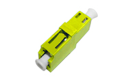 Add-On Computer Peripherals (ACP) ADD-ADPT-LCFLCF-SS LC LC White,Yellow cable interface/gender adapter