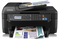 Epson WorkForce WF-2650DWF 4800 x 1200DPI Inkjet A4 13ppm Wi-Fi multifunctional