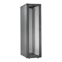 Panduit S7222BF Black rack