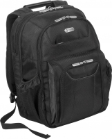 "Targus TBB012US 15.8"" Backpack Black notebook case"
