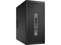 HP EliteDesk 705 G1 Base Model MT Micro Tower Black PC