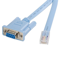 StarTech.com Router Cable 1.8m Blue networking cable