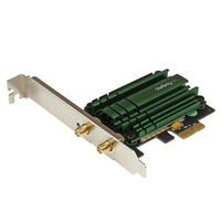 StarTech.com PEX867WAC22 Internal Ethernet/WLAN 867Mbit/s networking card