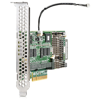 Hewlett Packard Enterprise Smart Array P440/4GB FBWC 12Gb 1-port Int SAS PCI Express x8 3.0 12Gbit/s RAID controller