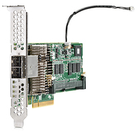 Hewlett Packard Enterprise Smart Array P441/4GB FBWC 12Gb 2-ports Ext SAS PCI Express x8 3.0 12Gbit/s RAID controller