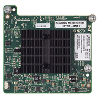 Hewlett Packard Enterprise InfiniBand FDR/Ethernet 10Gb/40Gb 2-port 544+M Internal Fiber 40000Mbit/s networking card