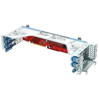 Hewlett Packard Enterprise DL360 Gen9 Low Profile PCI-E Slot CPU2 Riser Kit slot expander